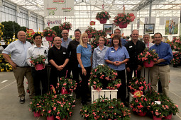 Benary Samenzucht - Flower Trials Team